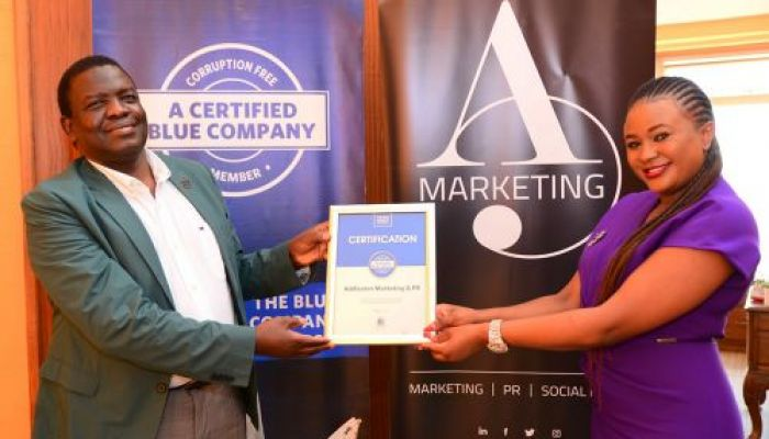 Membership Certificate Presentation Ceremony